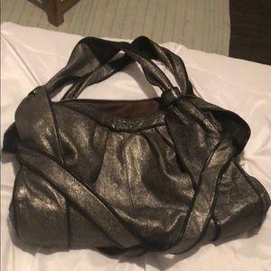 Kooba black shimmer purse like new condition